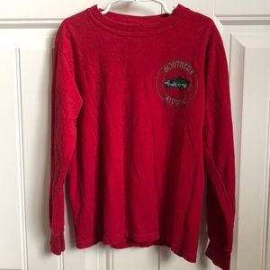 Other - Boys Southern Sippin Christmas Truck Longsleeve